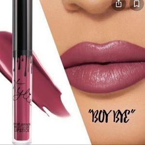 """Kylie Jenner """"Boy Bye"""" Velvet Liquid Lipstick NEW"""